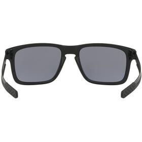 Oakley Holbrook Mix Lunettes de soleil, matte black/grey
